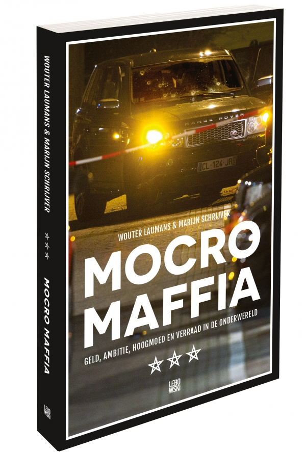 Mocro Maffia het boek