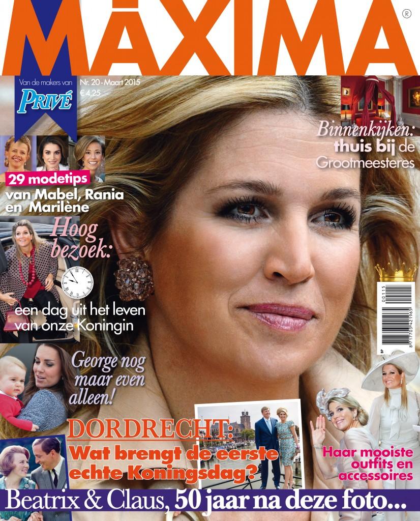MAXIMA glossy cover