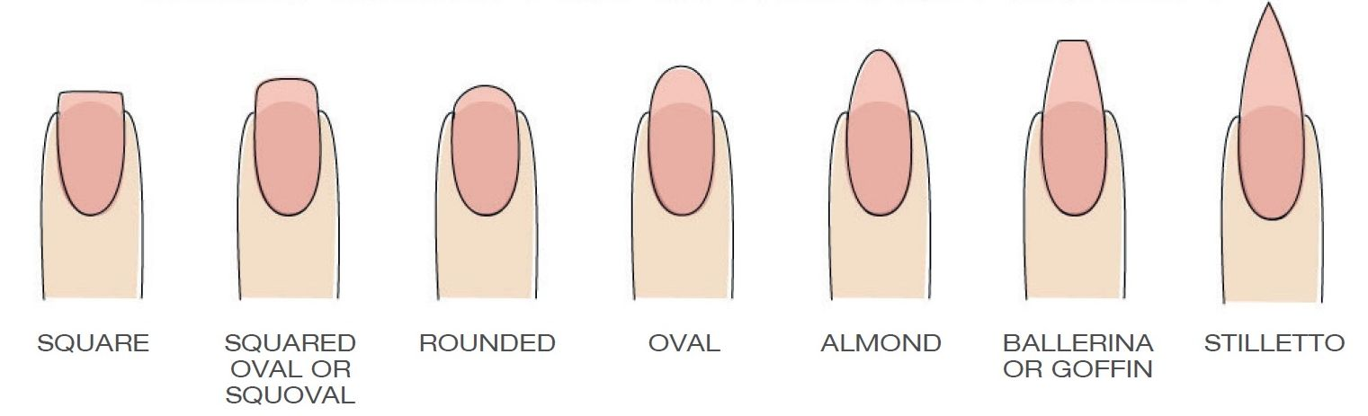 Almond Beige Matte Nail Designs Further Notd Neutral Almond Shaped ...