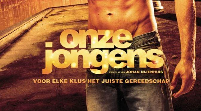 De trailer van Onze Jongens: het Nederlandse antwoord op Magic Mike
