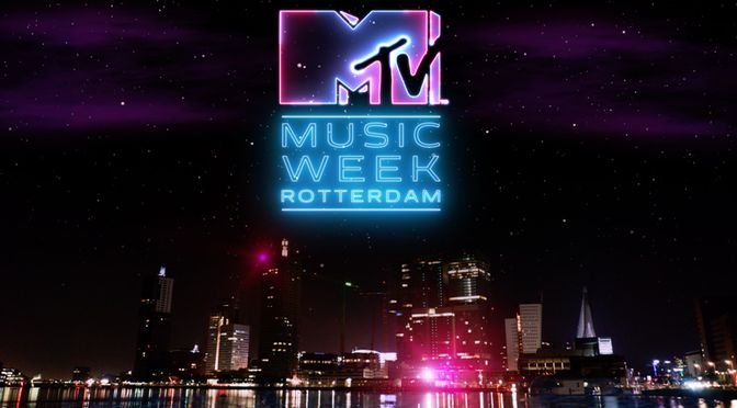De MTV Music Week in Rotterdam ft. Essence