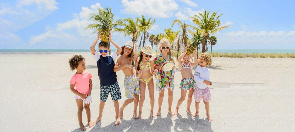 Badmode die je beschermt tegen de zon, ook voor kinderen