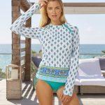 Badmode die je beschermt tegen de zon, trendy beach wear