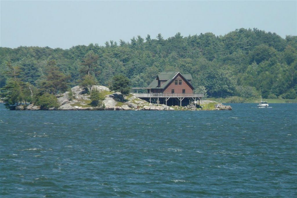Privé-eilanden: Thousand Islands