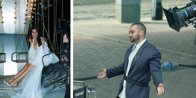 Nicki Minaj en Jesse Williams schitteren in H&M's Holiday campagne