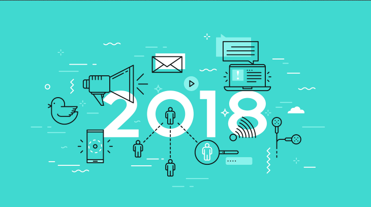 Dé social media trends van 2018