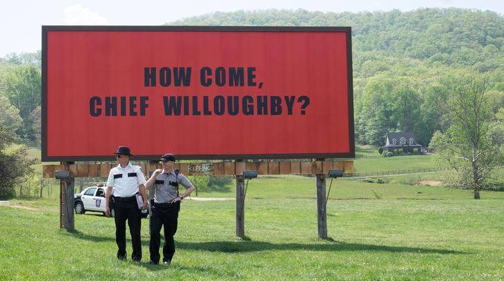 Three Billboards Outside Edding, Missouri winnaar Golden Globes