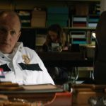 Woody Harrelson in the film THREE BILLBOARDS OUTSIDE EBBING, MISSOURI.