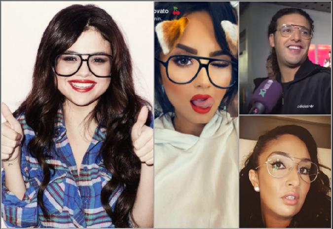 De omabril – trend onder BN'ers en internationale celebs