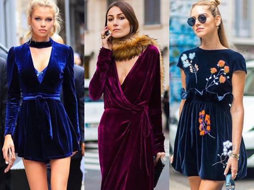 Fluweel - waarom elke fashionista het nodig heeft!