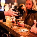 Amsterdam Wine Week - bar