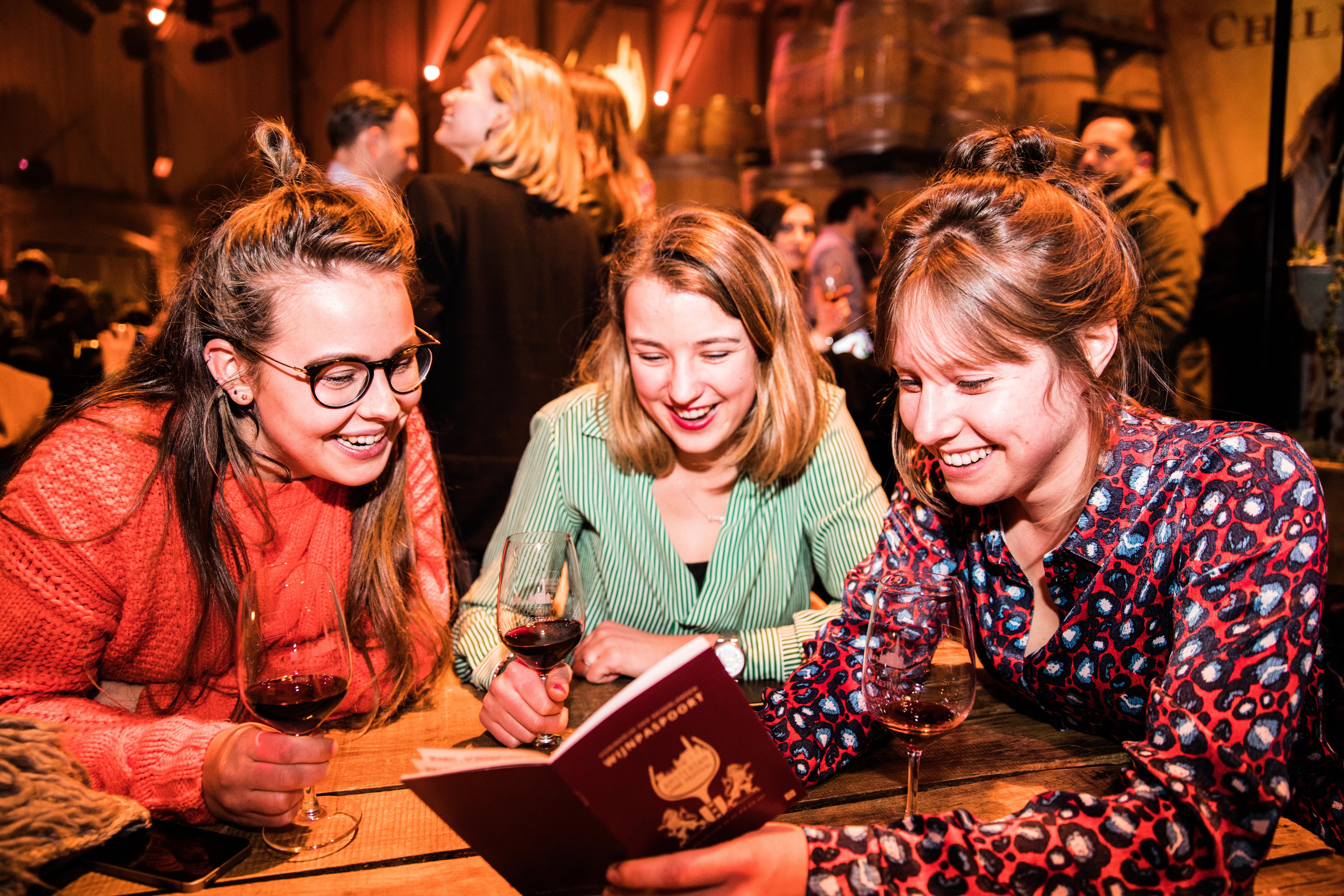 Amsterdam Wine Week: Wine dinners