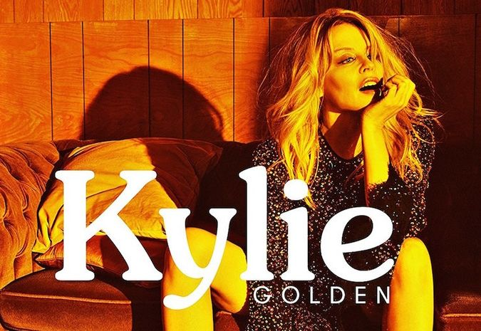 Kylie Minogue presents Golden in AFAS Live
