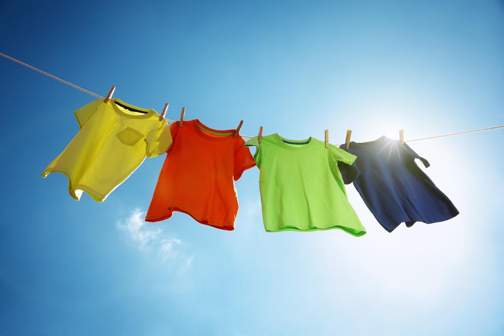 Warmtebultjes: draag kleding van katoen