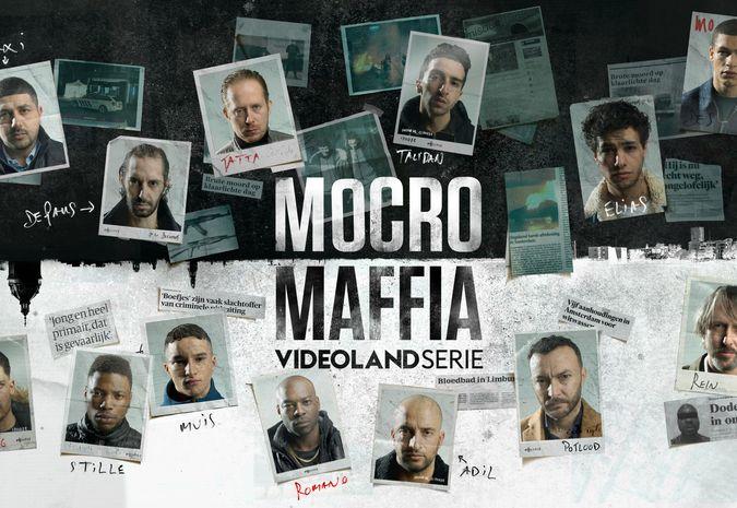 Mocro Maffia de serie: de eerste beelden!