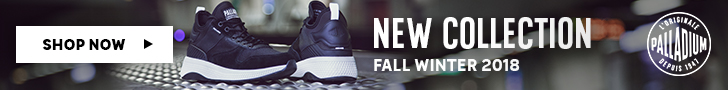 Palladium Fall winter collection