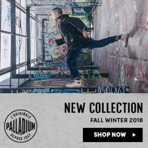 Palladium fall winter 2018 block