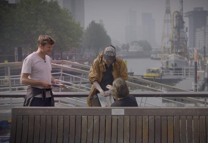 Beau volgt vijf daklozen in Het Rotterdam Project