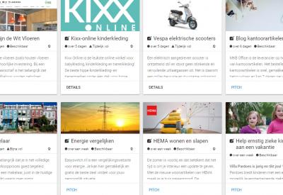 Influencer Nederland campagnes LinkPizza