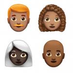 emojis grijs haar emojis kaal