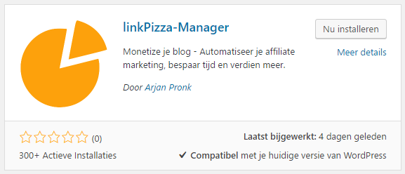 Influencer Nederland via LinkPizza