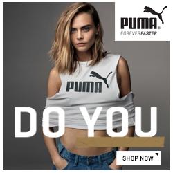 Puma affiliate Dikke Titels Cara Delevingne