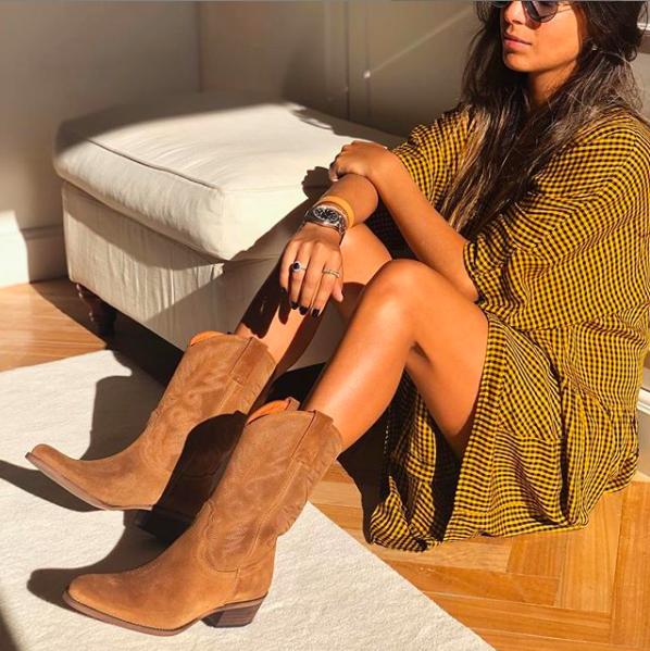Schoenentrends 2019 - western boots