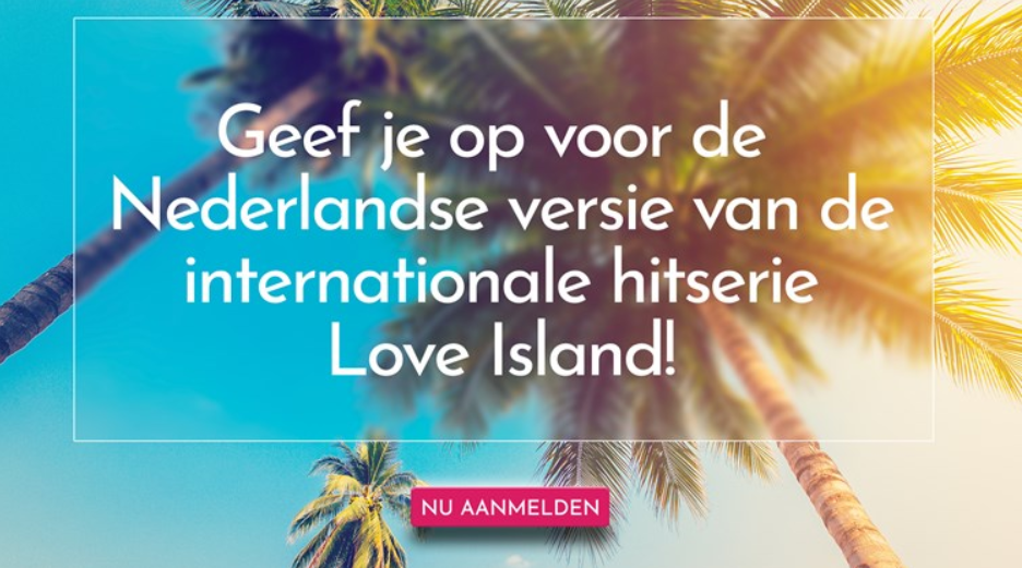 Spin-of Temptation Island, Love Island NL