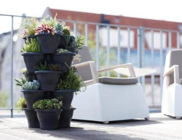 Vier de zomer op een loungekussen - tips voor balkon