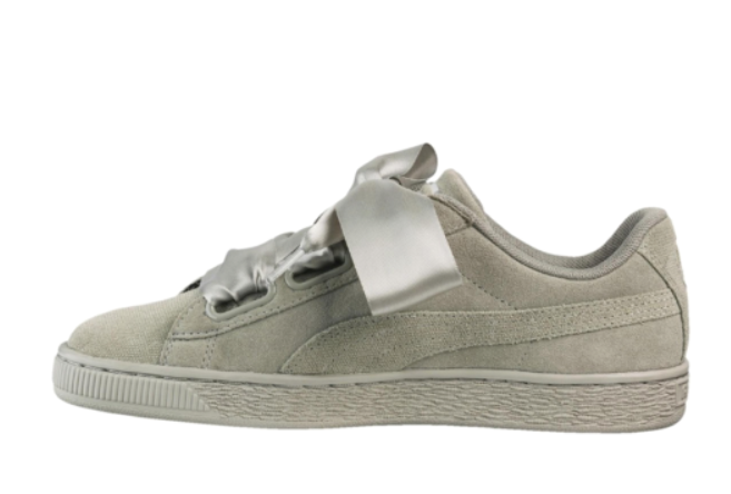 Sneakerbaas zomersale - Puma Suede Heart Pebble