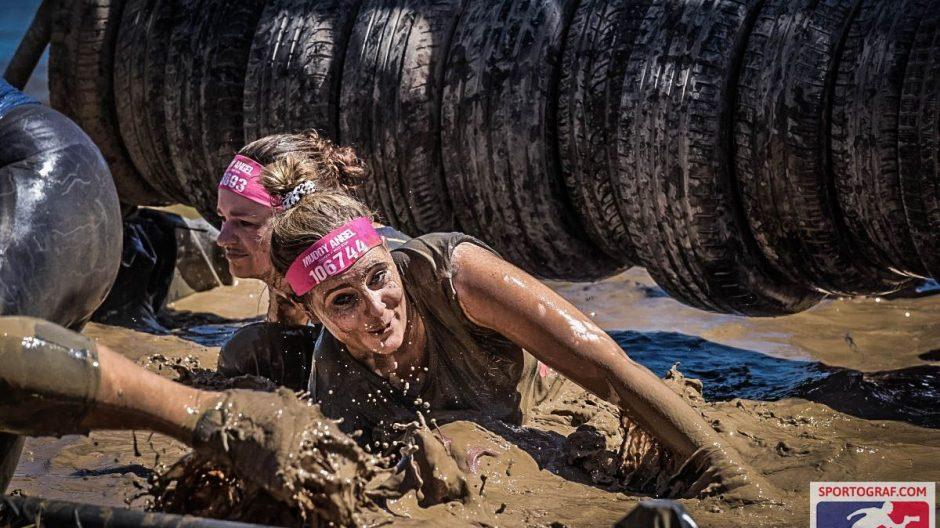 Muddy Angel Run 2019 - hardgaan in je tutu