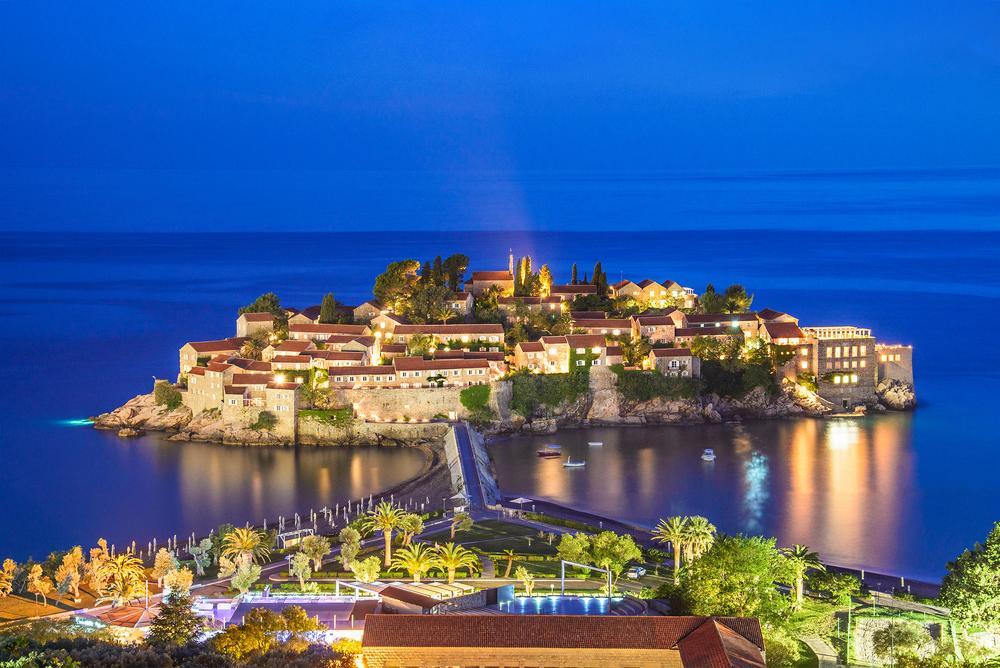 Bruisend Budva Montenegro