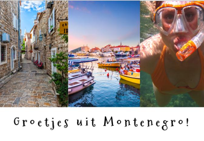 Zomervakantie 2019 - Een familievakantie in Montenegro