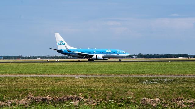 Duurzame biokerosine van KLM