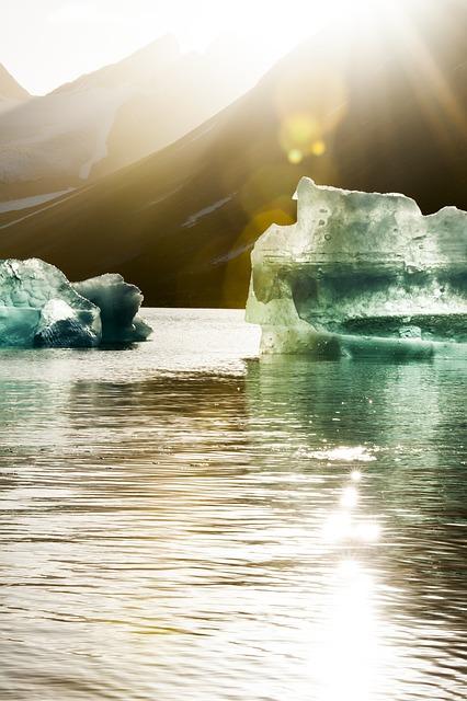 Op wintervakantie in Spitsbergen