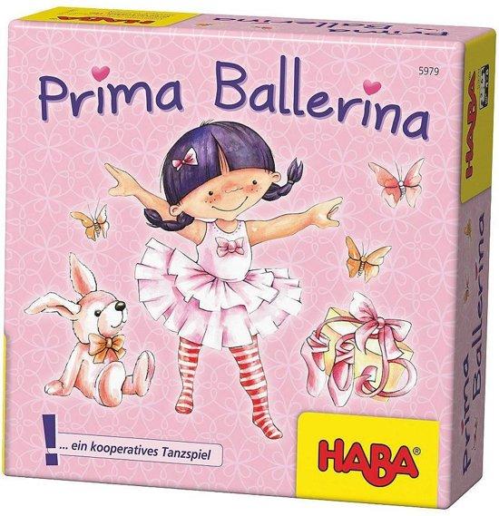Prima ballerina spel