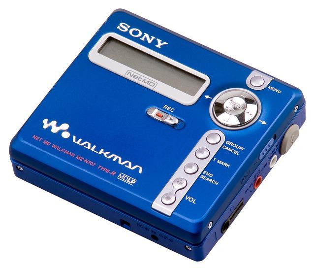 Walkman maakt comeback na 40 jaar