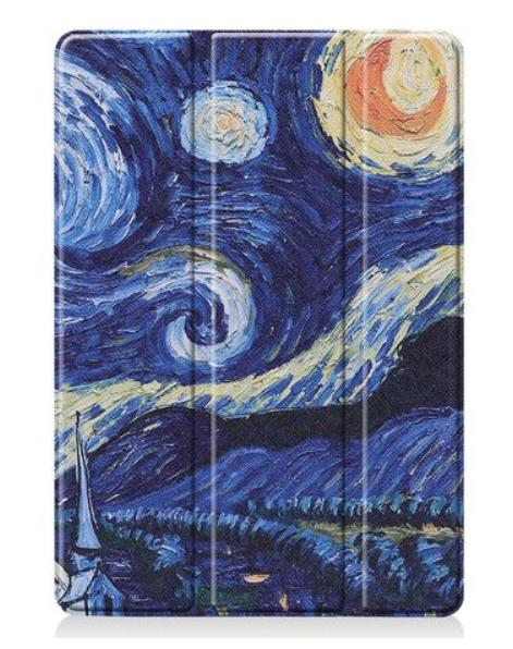 iPad hoesjes voor de feestdagen - Van Gogh