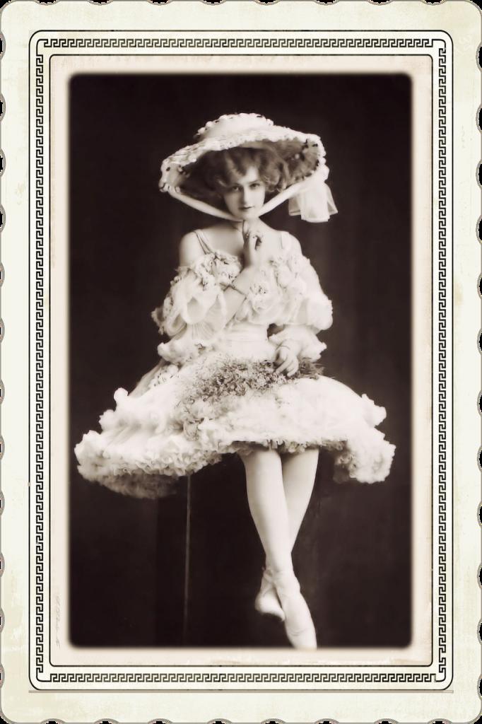 De geschiedenis van de victoriaanse jurk