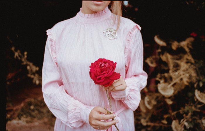 Victoriaanse jurk - trend 2019