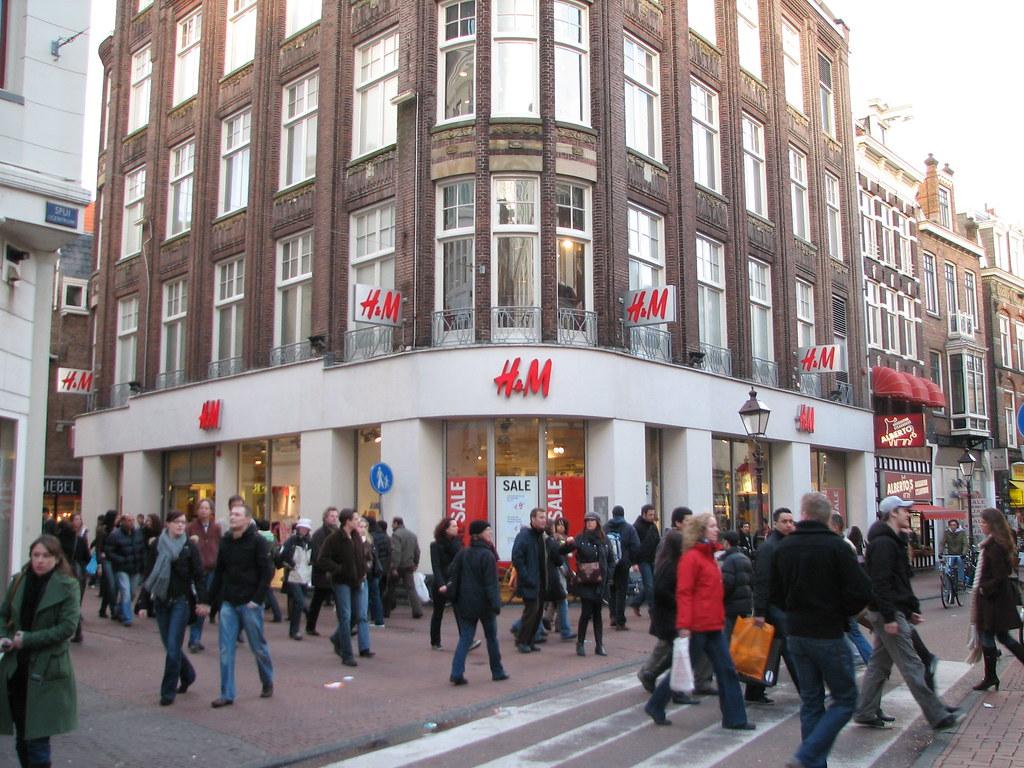H&M Amsterdam