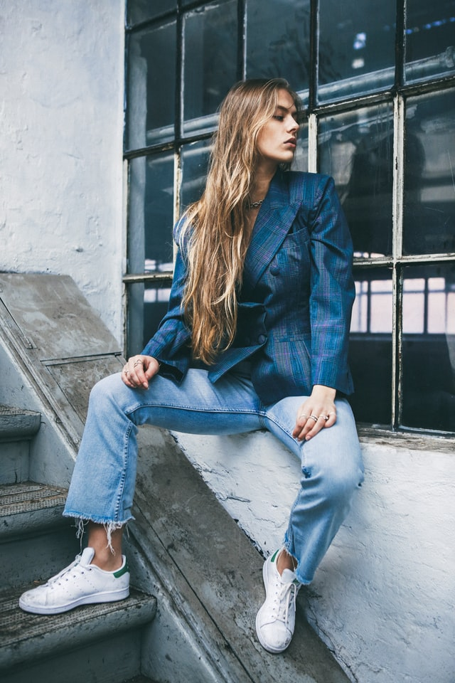 Double denim trend