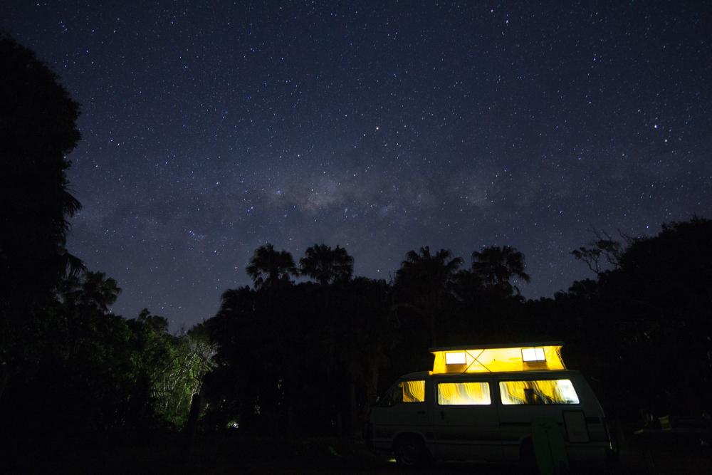 Op droomvakantie: een camperreis door Australië