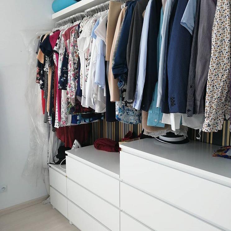 hangers in je kledingkast