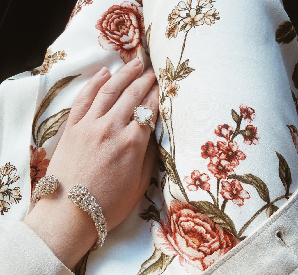 De vintage ringen trend