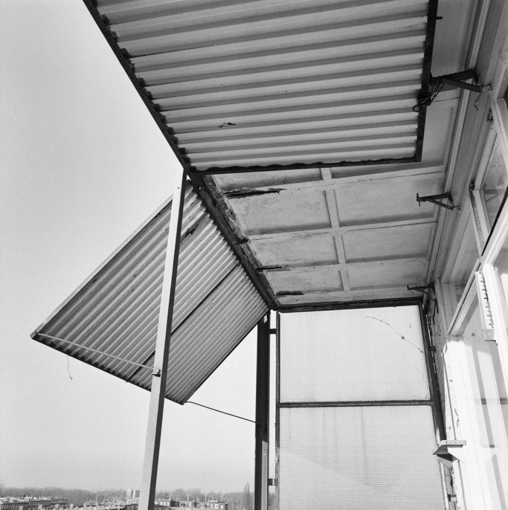Balkonzonwering