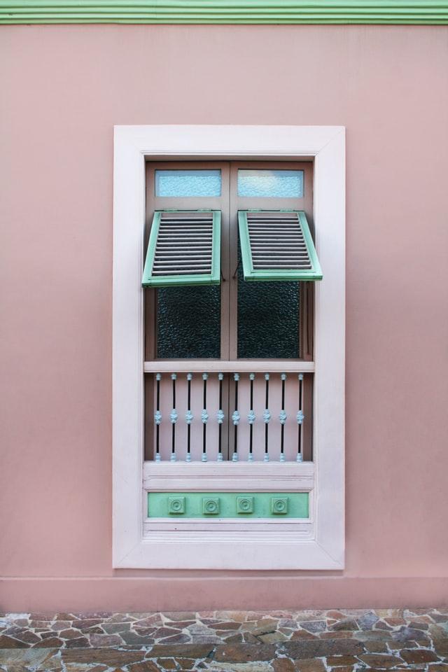 Houten shades voor je ramen