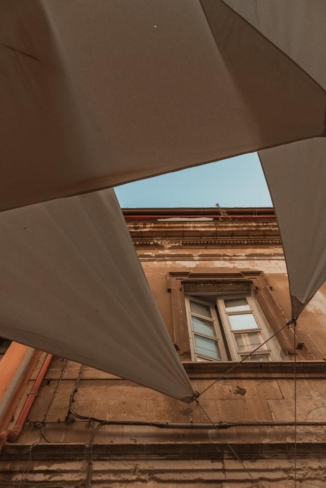 Schaduwduwen voor balkons