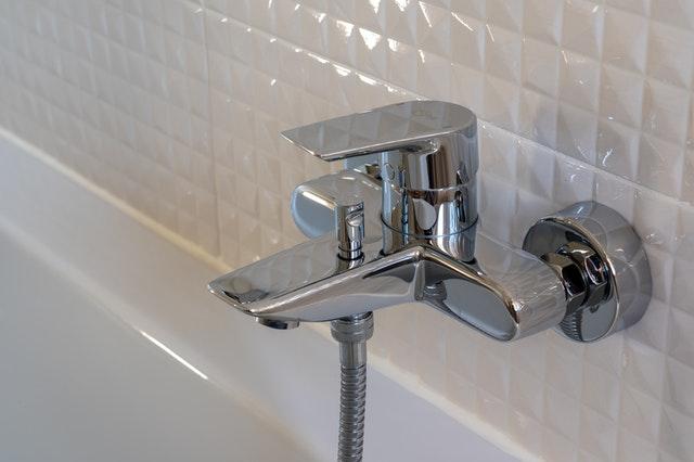 Kraan badkamer