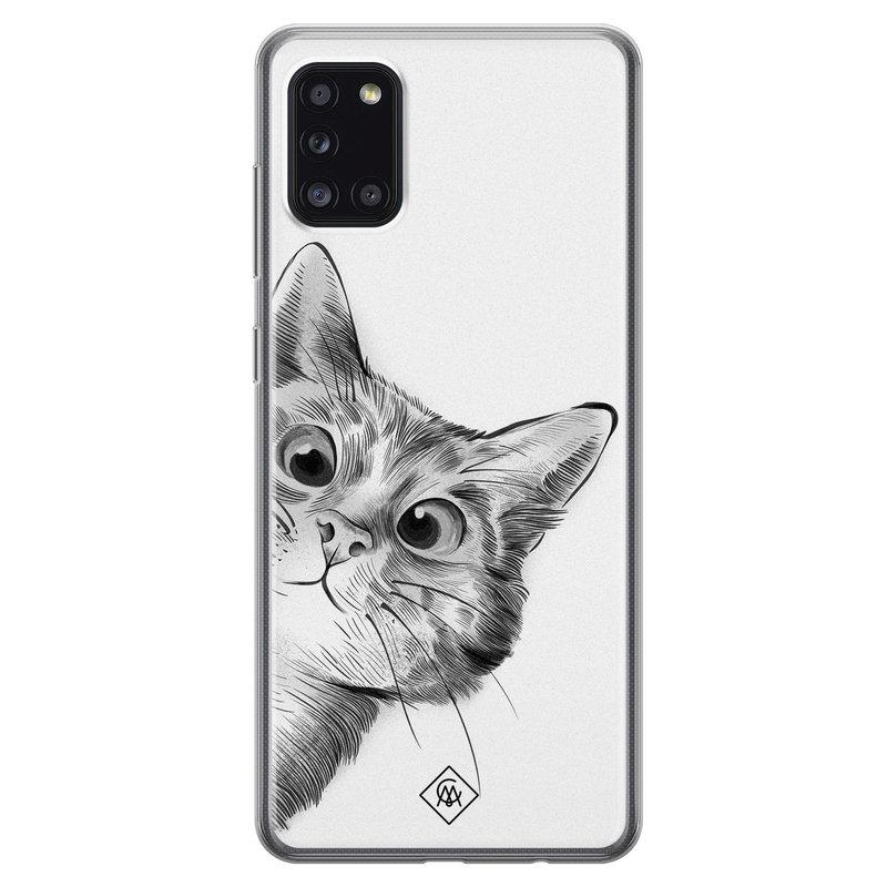 Smartphonehoesje kat